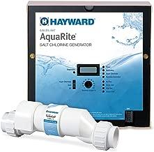 Hayward W3AQR15 Pool Salt System, 40,000 Gallon, White