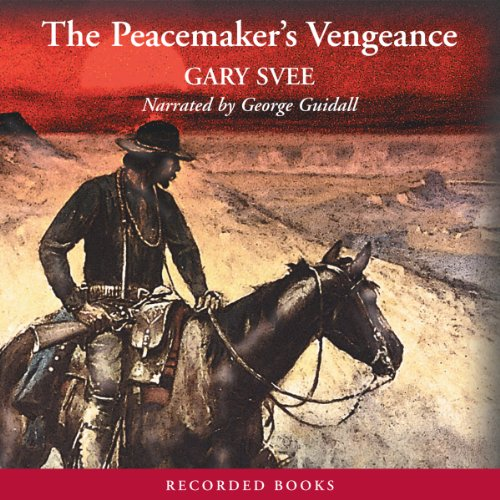 The Peacemaker's Vengeance audiobook cover art