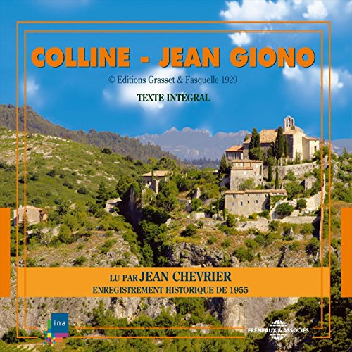 Colline (La trilogie de Pan 1) cover art