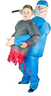Bodysocks Kids Inflatable Doctor Fancy Dress Costume