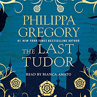 The Last Tudor cover art