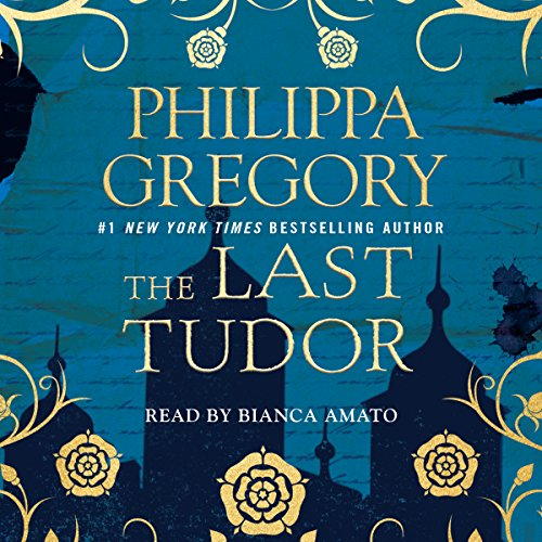Couverture de The Last Tudor