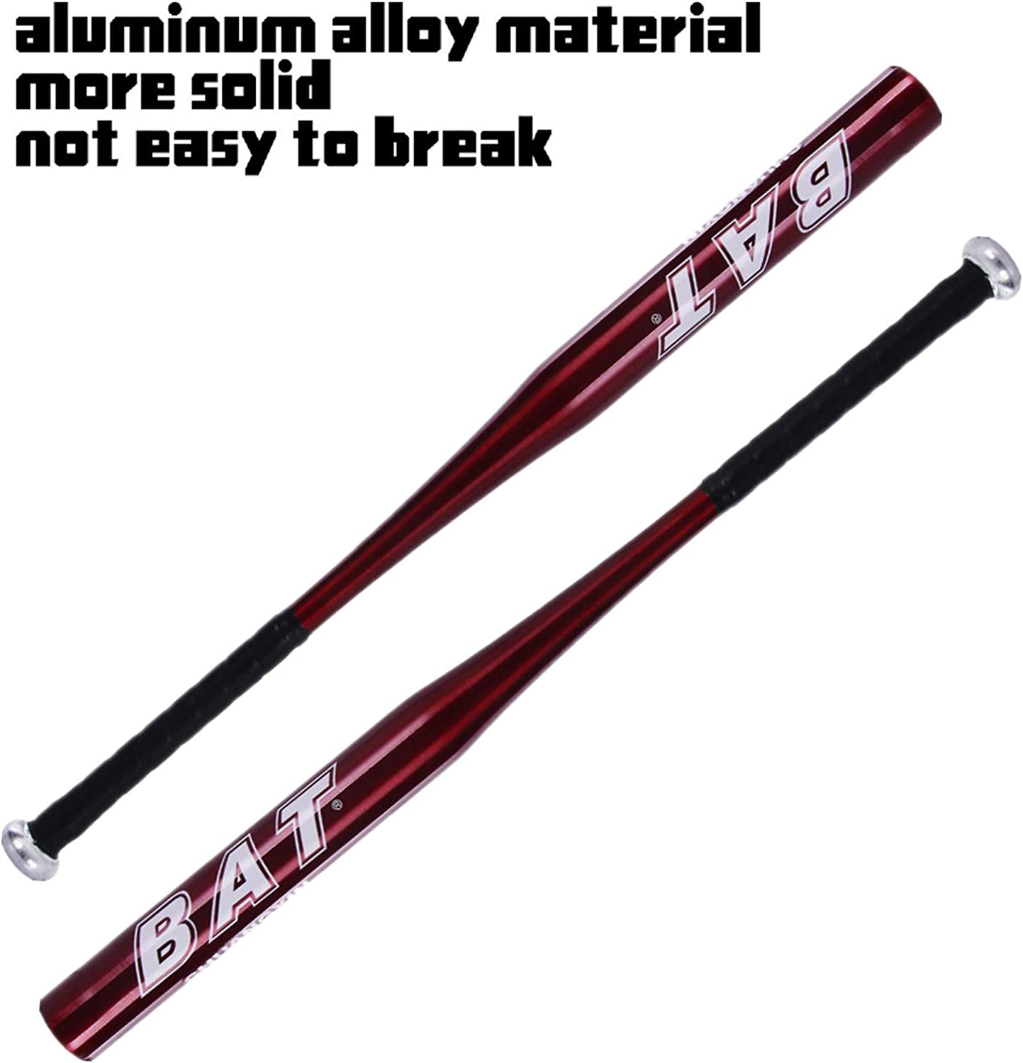 BigTree 34 32 30 Inch Baseball bat Aluminium Baseball Bat Lightweight Full Size Youth Adult Outdoor Traing and Practise Or Home Protection