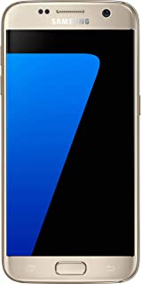 Samsung Galaxy S7 G930A 32GB AT&T Locked Phone w/ 12MP Camera - Gold Platinum