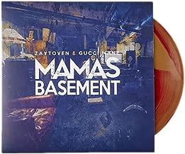 Gucci Mane & Zaytoven - Mama's Basement LP Exclusive Color Swirl Vinyl