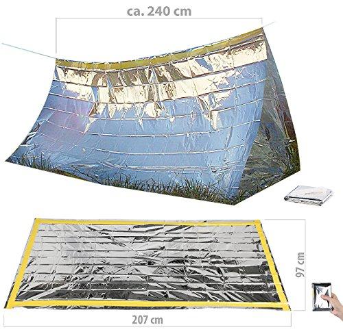 Semptec Urban Survival Technology Folien-Schlafsack - 2