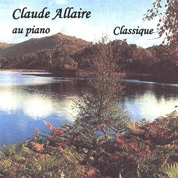 Claude Allaire Au Piano Classiqueclaude Allaire