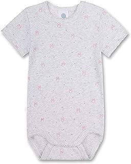 Kanz Unterwäsche Body 1//4 Arm Mädchen Baumwolle Weiß oder Rot Gr.50,56