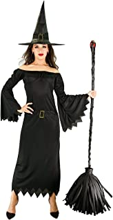 Women's Black Witch Costumes