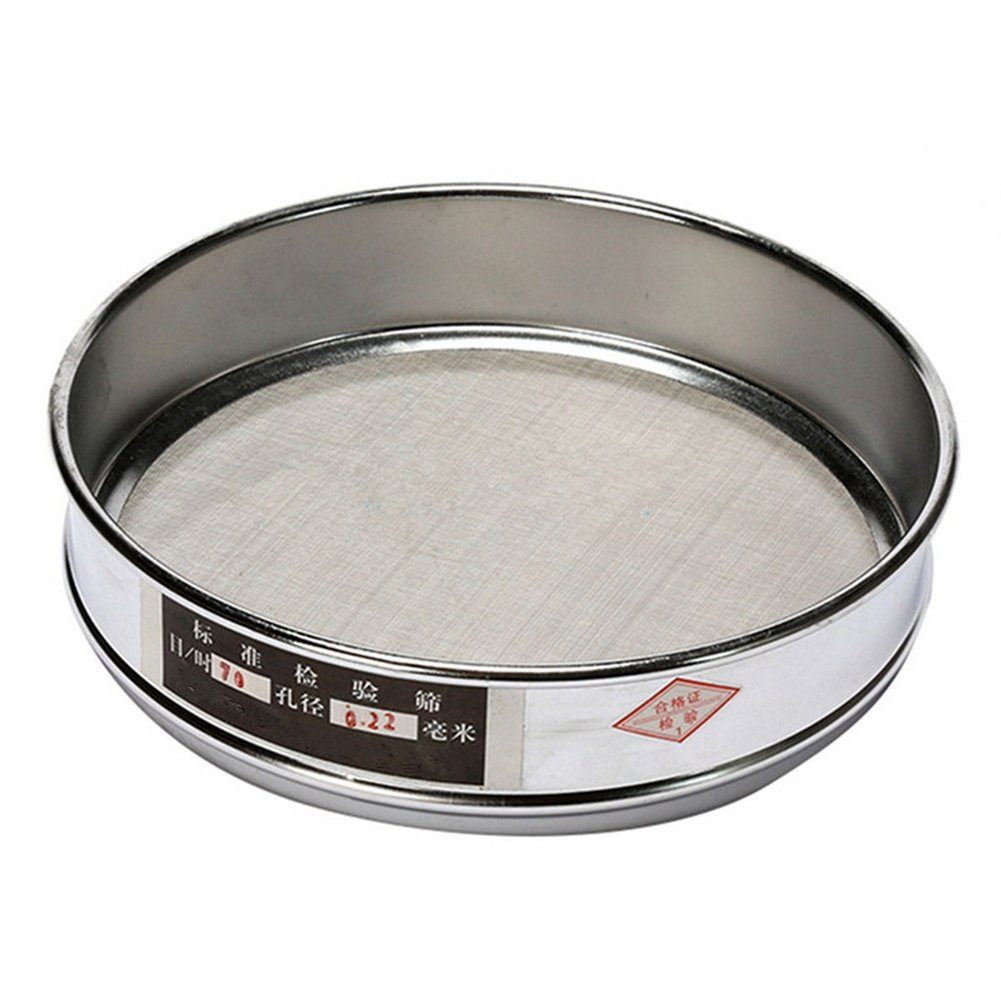 10 Mesh Clearance SALE! Limited time! 2mm Aperture Lab Standard Test 20c Steel Stainless Sieve Year-end annual account
