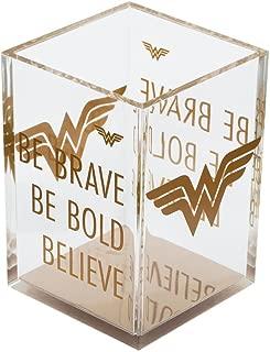 Wonder Woman Pencil Holder Wonder Woman Office - Wonder Woman Desk Accessories Wonder Woman Gift - Wonder Woman Accessories
