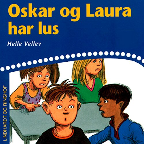 Oskar og Laura har lus cover art