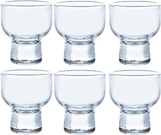 東洋佐々木ガラス クリア 70ml 杯 日本製 食洗機対応 J-00301 6個入り