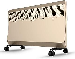 Radiador eléctrico MAHZONG Calentador de 2000W Home Office Baño a Prueba de Agua