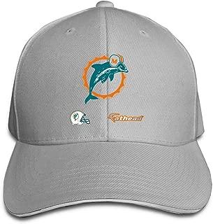 Miami Dolphins Baseball Hat Soft Fitted N FL Hat SportsTrucker Hat