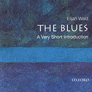 The Blues: A Very Short Introduction cover art