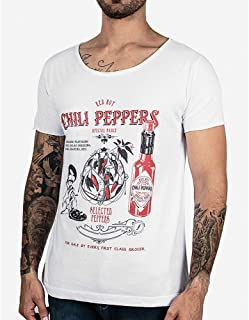 T-SHIRT RED HOT CHILLI PEPPERS 103915