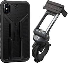Topeak Ridecase TT9855BG iPhone X Case w/Ridecase Mount Black/Grey