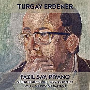 Turgay Erdener (Türk Bestecileri Serisi, Vol. 8)