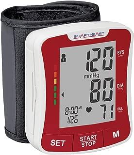 Veridian 01-518 SmartHeart Digital Wrist Blood Pressure Monitor