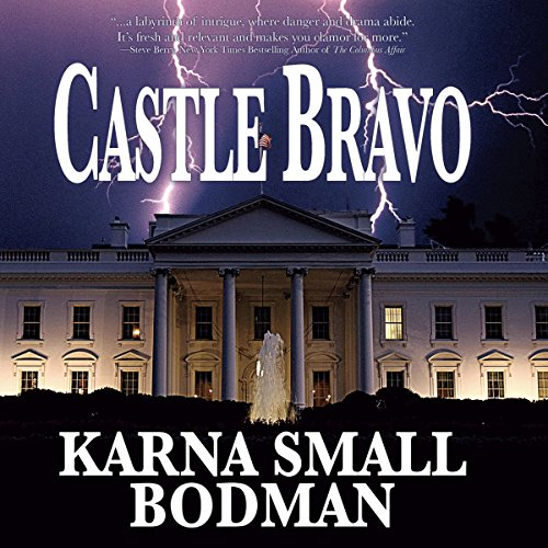 Castle Bravo audiobook cover art
