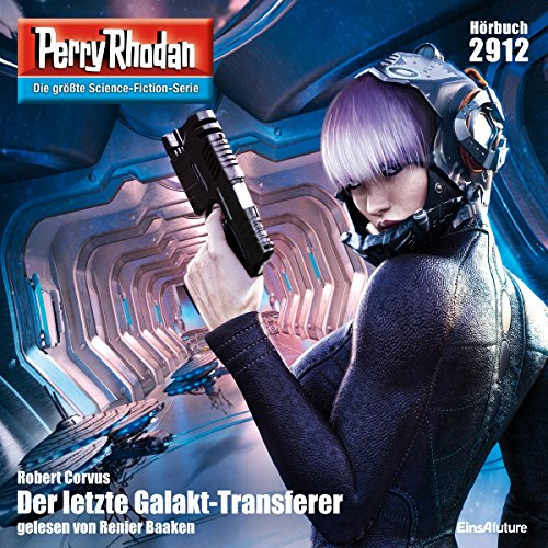 Der letzte Galakt-Transferer Titelbild