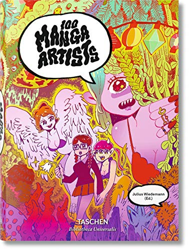 BU-100 Manga Artists