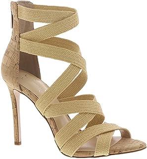 Jessica Simpson Jyra Women's Sandal 6.5 B(M) US Natural-Cork