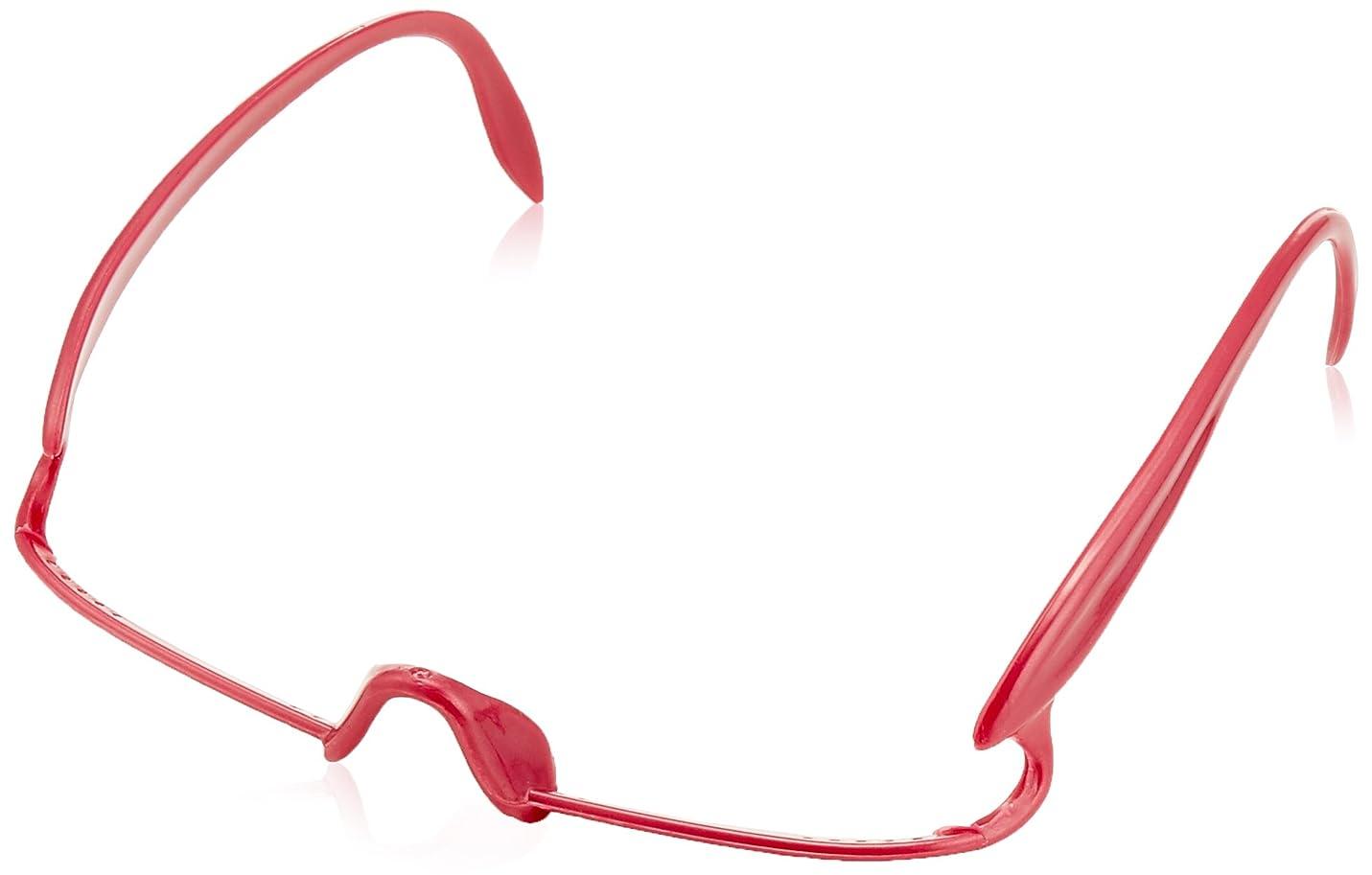 見物人注入ランプ二重まぶたメガネ