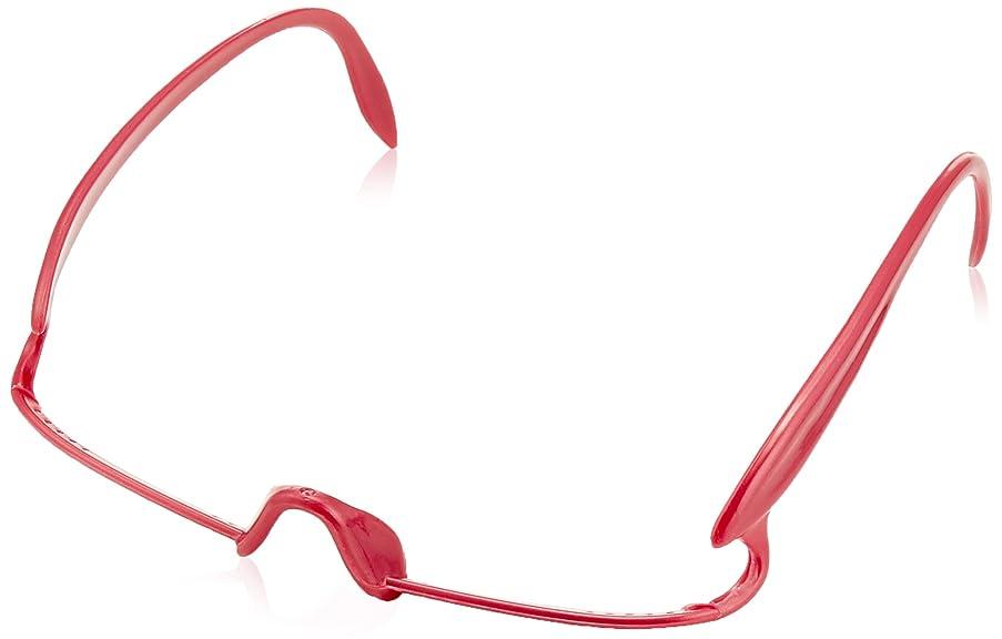 レイ風が強いチキン二重まぶたメガネ