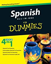 Spanish All-in-One For Dummies PDF