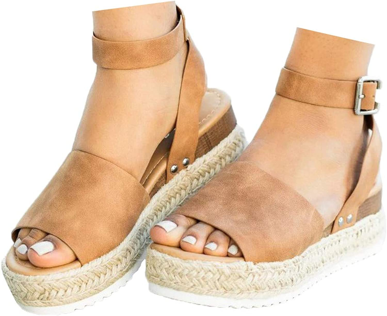 DBQWTY Household Slippers Women's Linen Indoor shoes Women's Beach Sandals Women's Silent Sandals