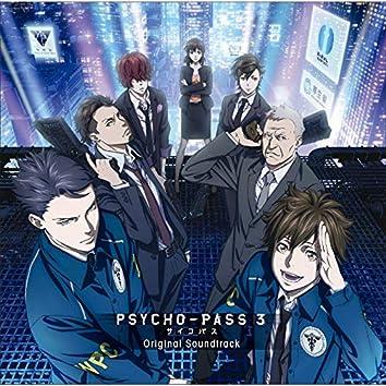 PSYCHO PASS 3 Original Soundtrack