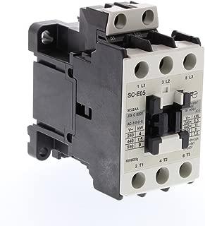 Fuji Electric, SC-E05-24VAC, Magnetic contactor, 24Vac