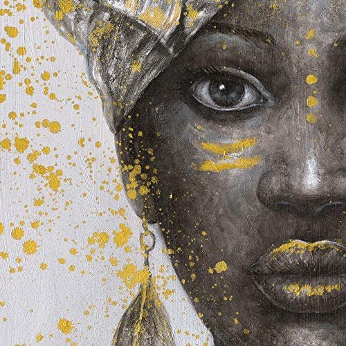 African woman wall art _image1
