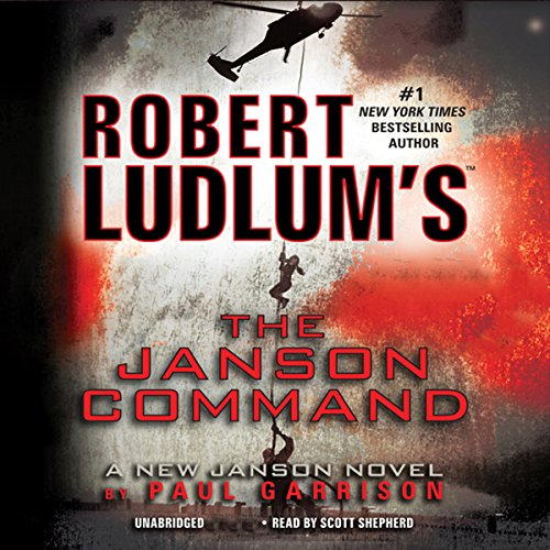 Robert Ludlum's (TM) The Janson Command audiobook cover art
