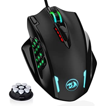 Amazon Com Logitech G600 Mmo Gaming Mouse Rgb Backlit 20