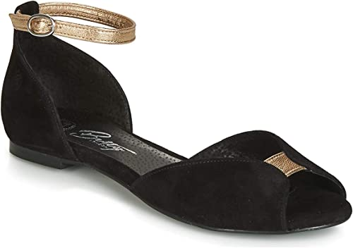 BETTY LONDON INALI Sandalias mujeres negro Sandalias