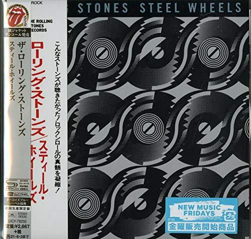 スティール・ホイールズ(SHM-CD)