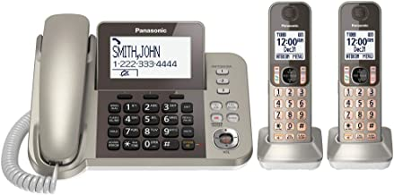 ست 3 عددی تلفن Panasonic KX-TGF352N