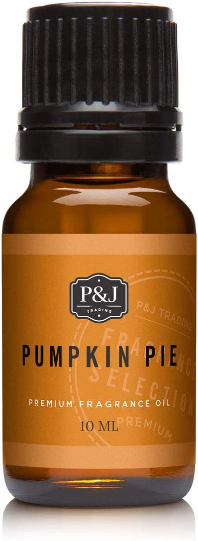 Pumpkin Pie Fragrance Oil Premium Grade Scented Oil 10ml Health Personal Care