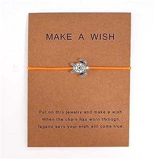 Airlove Pinky Promise Bracelets Friendship Couple Distance Matching Graduation Bracelet Gift Bohemia