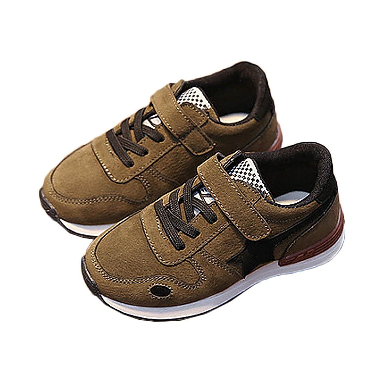 [ZUOMA] 子供着 秋冬カジュアルシューズ スニーカー 運動靴 ズック靴 バレエシューズ ランニングシューズ テニスシューズ