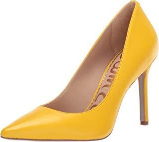 285ed324d407a Amazon.com  Yellow - Pumps   Shoes  Clothing