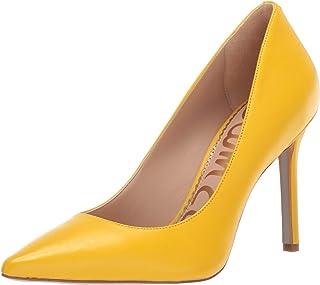2d1de1891b1 Amazon.com  Yellow - Pumps   Shoes  Clothing