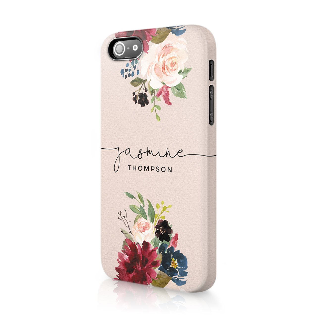 iphone 6 case personalised initials