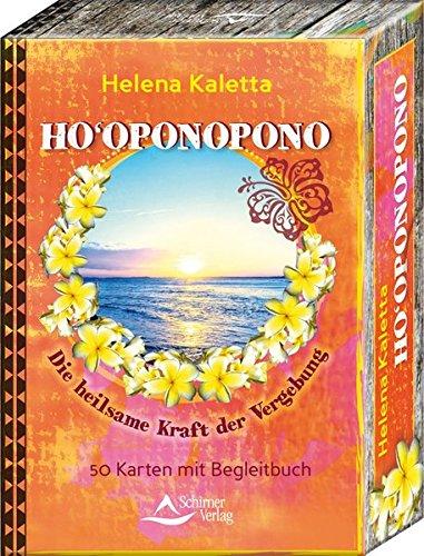 Kartenset: Ho'oponopono – Die heilsame Kraft der Vergebung: Die Kraft der Vergebung - 50 Karten mit Begleitbuch