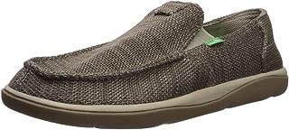 حذاء رجالي مسطح من Sanuk Vagabond Tripper Mesh Loafer