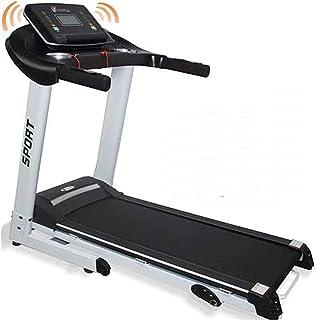 CENTURFIT Caminadora Eléctrica 2.75 HP Aparato de Ejercicio Walk Cardio Gym Gimnasio Casa Bluetooth Plegable Portátil Pant...