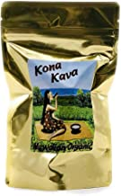 Kona Kava Farms Premium Noble Kava Kava Root Powder | Powdered Kava Root Supplement for Sleep Support, Relaxation, Stress and Anxiety Relief | Natural Kava Kava Root Drink (8 oz)